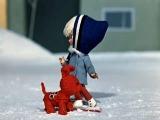 Варежка - советский мультфильм