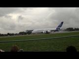 А380 посадка